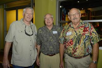 Photo: Steve Stough, Mike Wilgen, Jim Collins