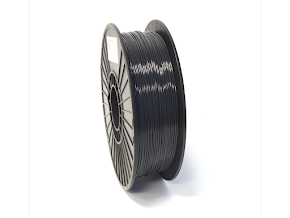 Jet Grey PRO Series PETG Filament - 1.75mm (1lb)