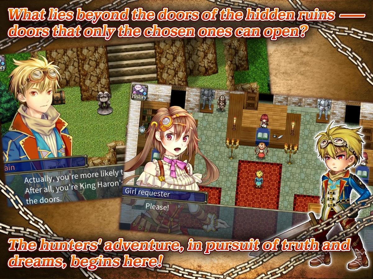 RPG Onigo Hunter- screenshot