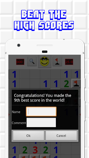 Minesweeper for Android - Free Mines Landmine Game 2.6.22 screenshots 4