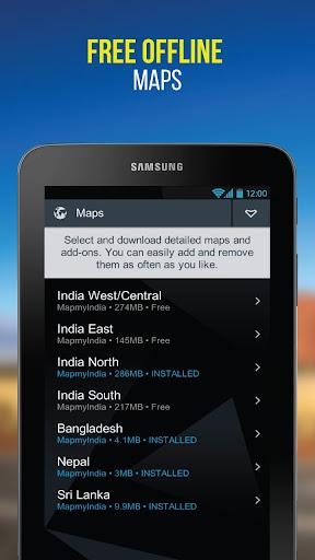 NaviMaps: 3D GPS Navigation 3.0.3 Screenshots 22