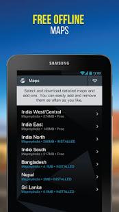 App NaviMaps: 3D GPS Navigation APK for Windows Phone