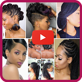 African Hairstyles Women & Men