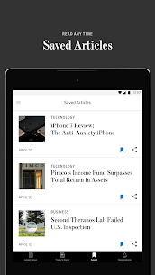 The Wall Street Journal: Business & Market News v4.10.1.42 [Subscribed] 8
