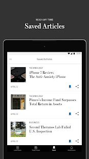 The Wall Street Journal Business & Market News 4.21.1.12 Subscribed - 14 - images: Store4app.co: All Apps Download For Android