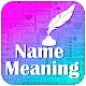 Name Meaning APK