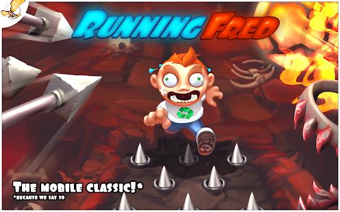 Running Fred Screenshot 7