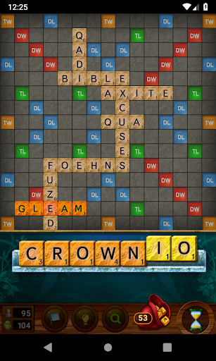 Word Games AI (Free offline games) 0.7.2 screenshots 5