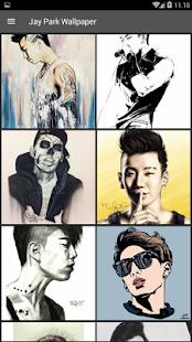 Jay Park Wallpaper KPOP - náhled