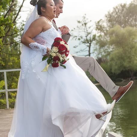 Wedding photographer Laurent Fabry (fabry). Photo of 05.08.2017