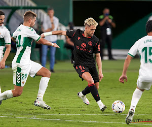 Liga : Januzaj et la Real Sociedad reviennent à proximité du top 4