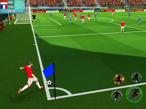 Play Soccer Cup 2020: Dream League Sports modavailable screenshots 14