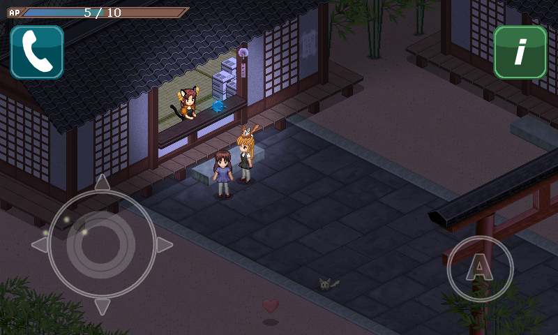 offline dating Sims for Android