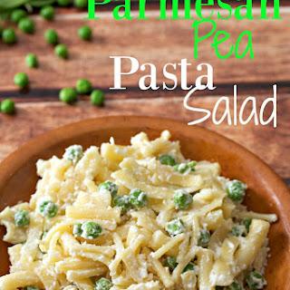 Green Peas Pasta Salad Recipes
