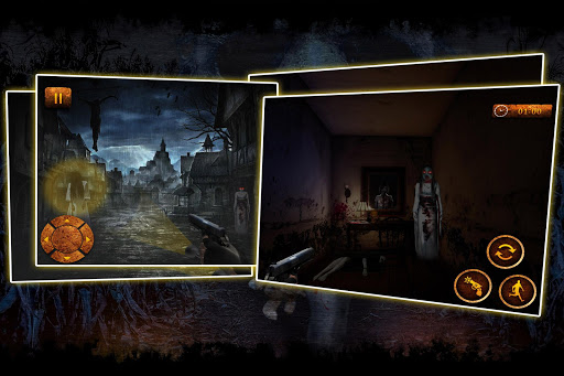 Evil Haunted Ghost – Scary Cellar Horror Game 1.2 screenshots 7