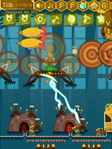 Idle Coin Factory: Incredible Steampunk Machines apkdebit screenshots 13