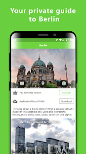 Berlin SmartGuide - Audio Guide & Offline Maps for PC-Windows 7,8,10 and Mac apk screenshot 2