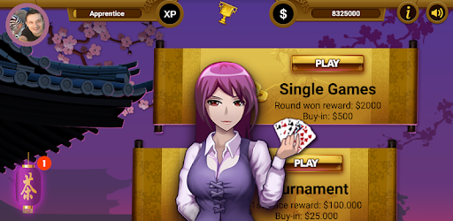 Mau Mau, Crazy 8's - free online multiplayer card game with an artistic design
