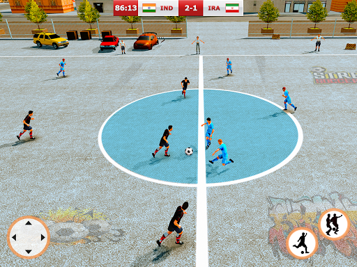 Futsal Championship 2020 - Street Soccer League 1.6 screenshots 8