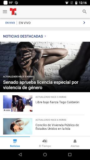 Telemundo Puerto Rico 6.12 screenshots 2