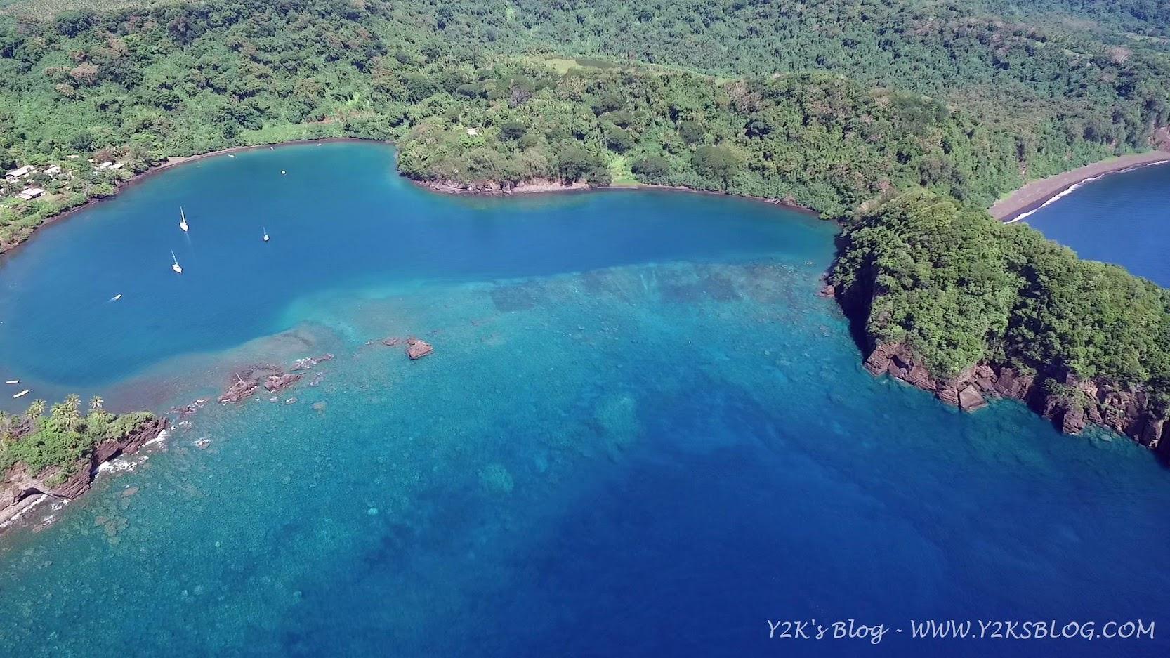 La baia di Lolowai - Ambae