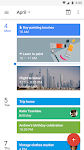 screenshot of Google Calendar