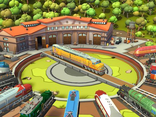 Train Station 2: Rail Tycoon & Strategy Simulator 1.22.1 screenshots 3