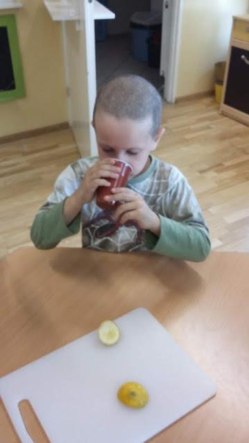 Akademia Małego Kucharza: czerwiec