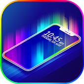 Border Light - LED Color Live Wallpaper Icon