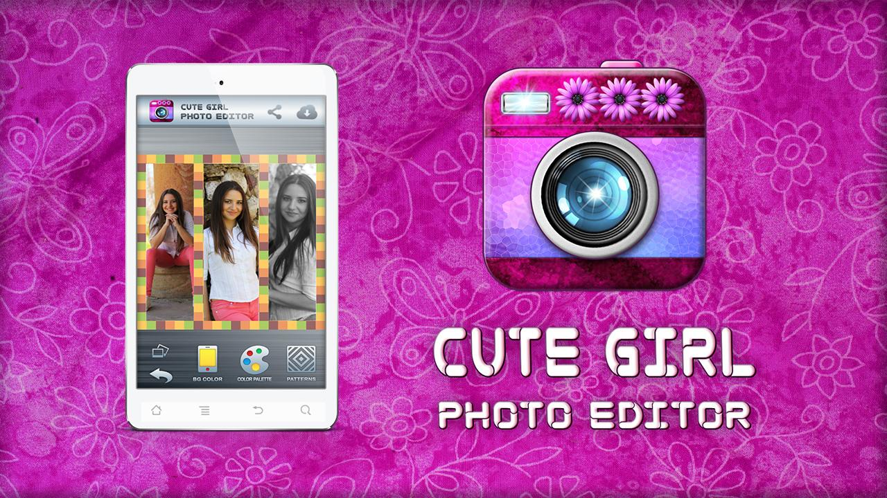 Kawaii Video Editor with Cute Stickers for Photos for Android