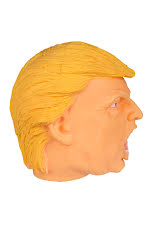 Squeeze ball, Trump