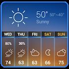 météo gratuite à 7 jours icon