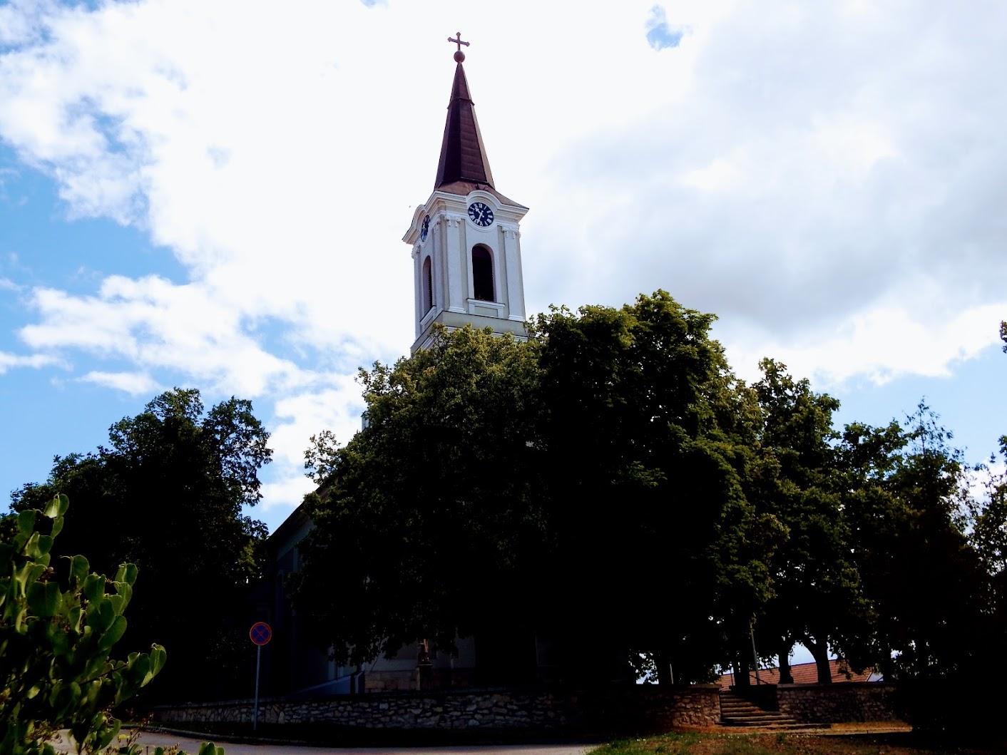 Pusztavám - Páduai Szent Antal rk. templom