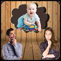 Baby Predictor - Future Baby Face Generator Prank icon