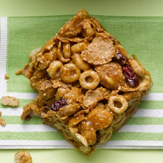 Almond Cereal Bars