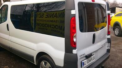 Photo: Opel vivaro przyciemnianie szyb kraków małopolska ,profesjonalna folia Euro Film z gwarancja 7 letnią odbijająca ciepło ,atestowana tylko u nas w www.venaplex.pl