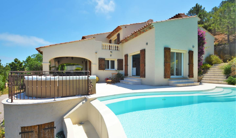 Villa avec piscine et jardin Antheor