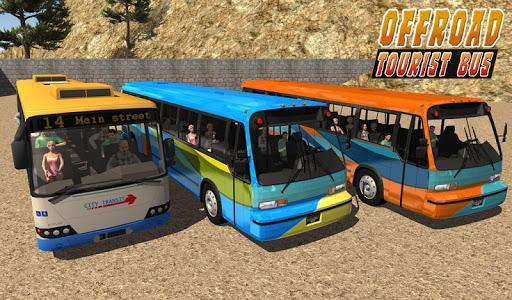 Uphill offroad bus driving sim 1.0.8 screenshots 21