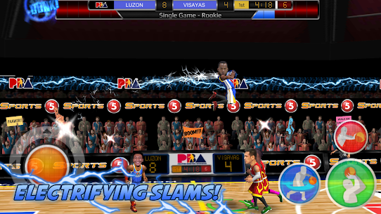 Philippine Slam 2019 – Basketball App Download For Android 2