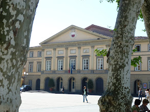 Photo: Theater in town, just off Piazza Napoleon