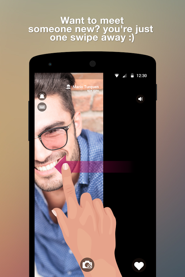 gay chatroulette android app