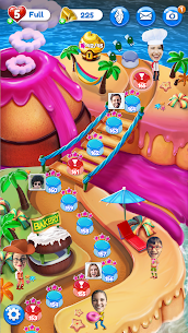 Crazy Cake Swap: Matching Game MOD Apk 1.78(Unlimited Golds) 3
