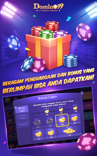 Domino QiuQiu u00b7 99 :  Awesome Online Card Game  screenshots 7