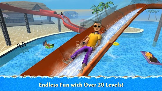 Water Slide Extreme Jump- screenshot thumbnail