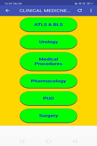 Clinical Medicine & Surgery screenshot 11