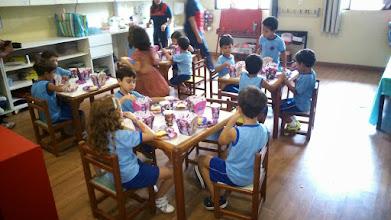 Photo: Festa na escola