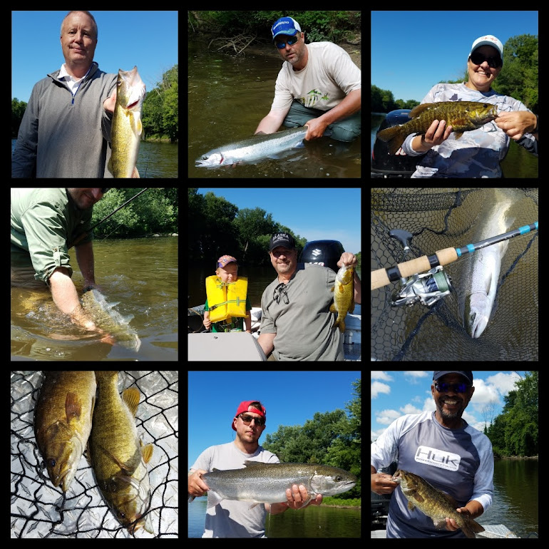 West Michigan Fishing Guide Service