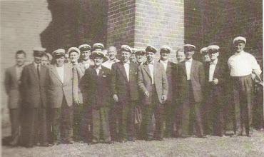 Photo: Lassalle ved Herlufsholm Kirke 1959