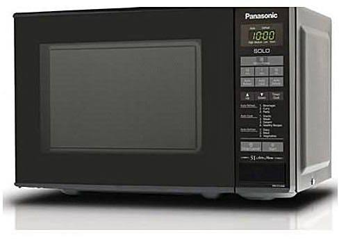 Solo microwave ovens are mostly used in office break rooms and quick meal stores. Source: Yaoota