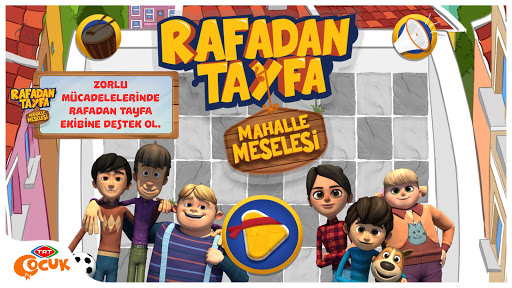 TRT Rafadan Tayfa Mahalle ss1